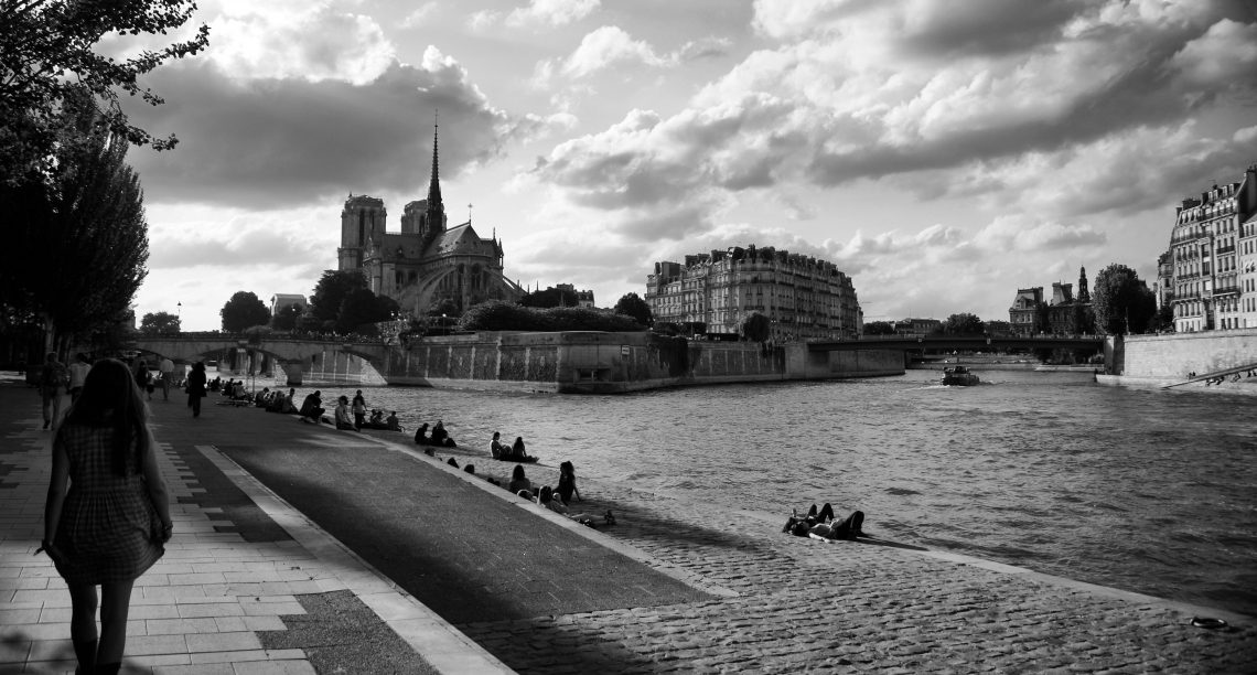 Notre-Dame, the New West, and Wanting to See from the Inside